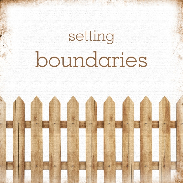 setting-boundaries